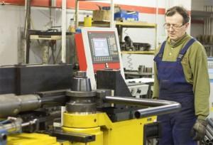 CNC krivljenje cevi