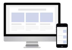 Mobilno prilagojen email