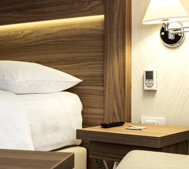 WiFi termostat za hotel