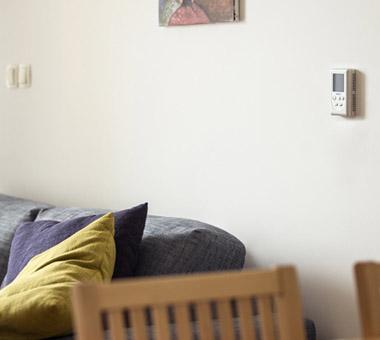 WiFi termostat za stanovanjski objekt