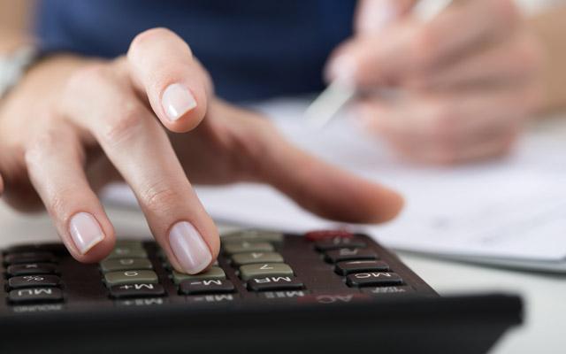 Izračun stroškov
