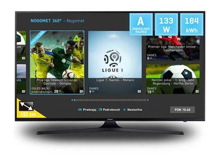 Pametni televizor Samsung UE60KU6072UXXH