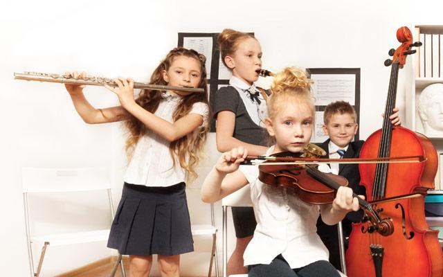 Otroška glasbena skupina