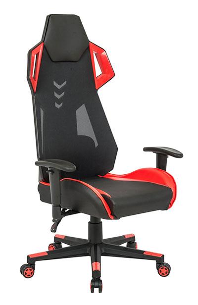 Pisarniški stol RJ-8594 rdeč